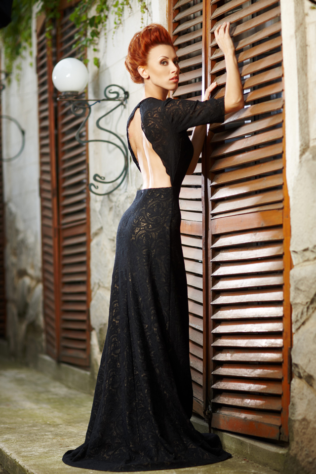 Evening Dresses Summer Capsule Collection 2013